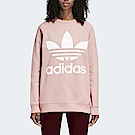 adidas 大學T Oversize Sweatshirt 女款