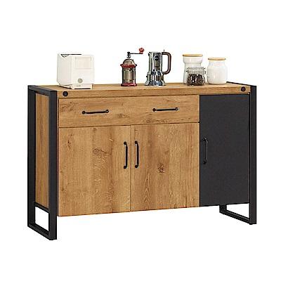 H&D 布朗克斯4尺餐櫃