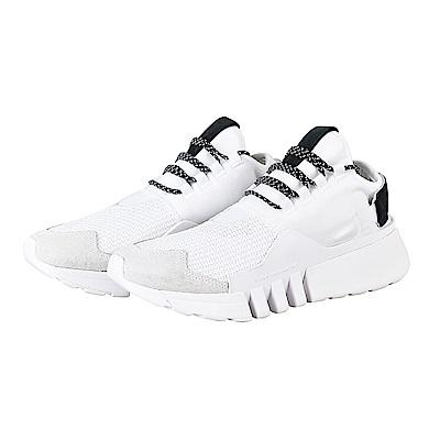 adidas Y-3 AYERO 印花LOGO不織布運動鞋(白/男)