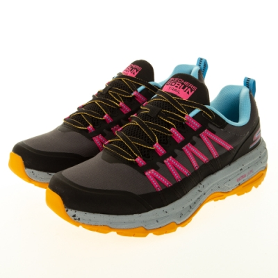 SKECHERS 女慢跑系列 GORUN TRAIL ALTITUDE 防潑水鞋面 - 128203BKLB