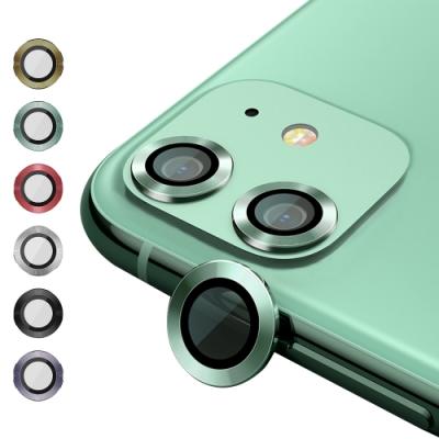 NILLKIN Apple iPhone 11 6.1 彩鏡鏡頭貼(二片裝)