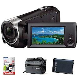 SONY HDR-CX405數位攝影機 (平輸中文)