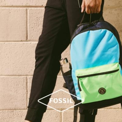 FOSSIL Sport 輕量尼龍時尚後背包(多款任選)
