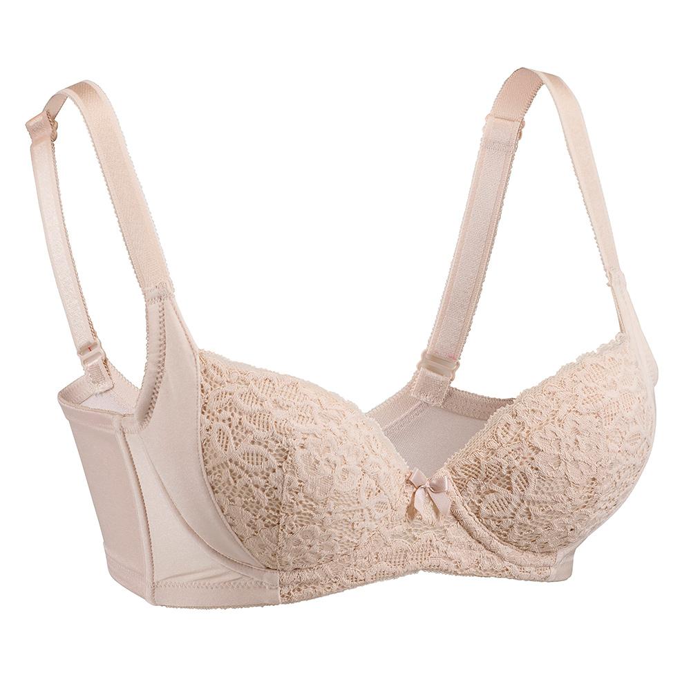 黛安芬-機能美型U型美背 B-E罩杯內衣(嫩膚)