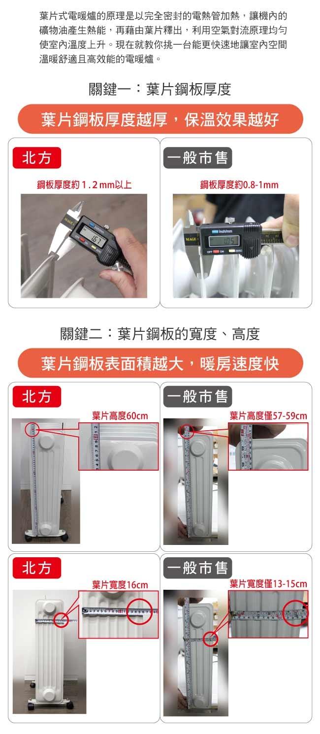 $柯柯嚴選$北方11片葉片式電暖器(含稅)KE-208 KED-512T NP-11ZL NA-11ZL NR-09ZL