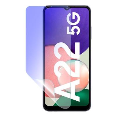 o-one護眼螢膜 Samsung Galaxy A22 5G 滿版抗藍光手機螢幕保護貼