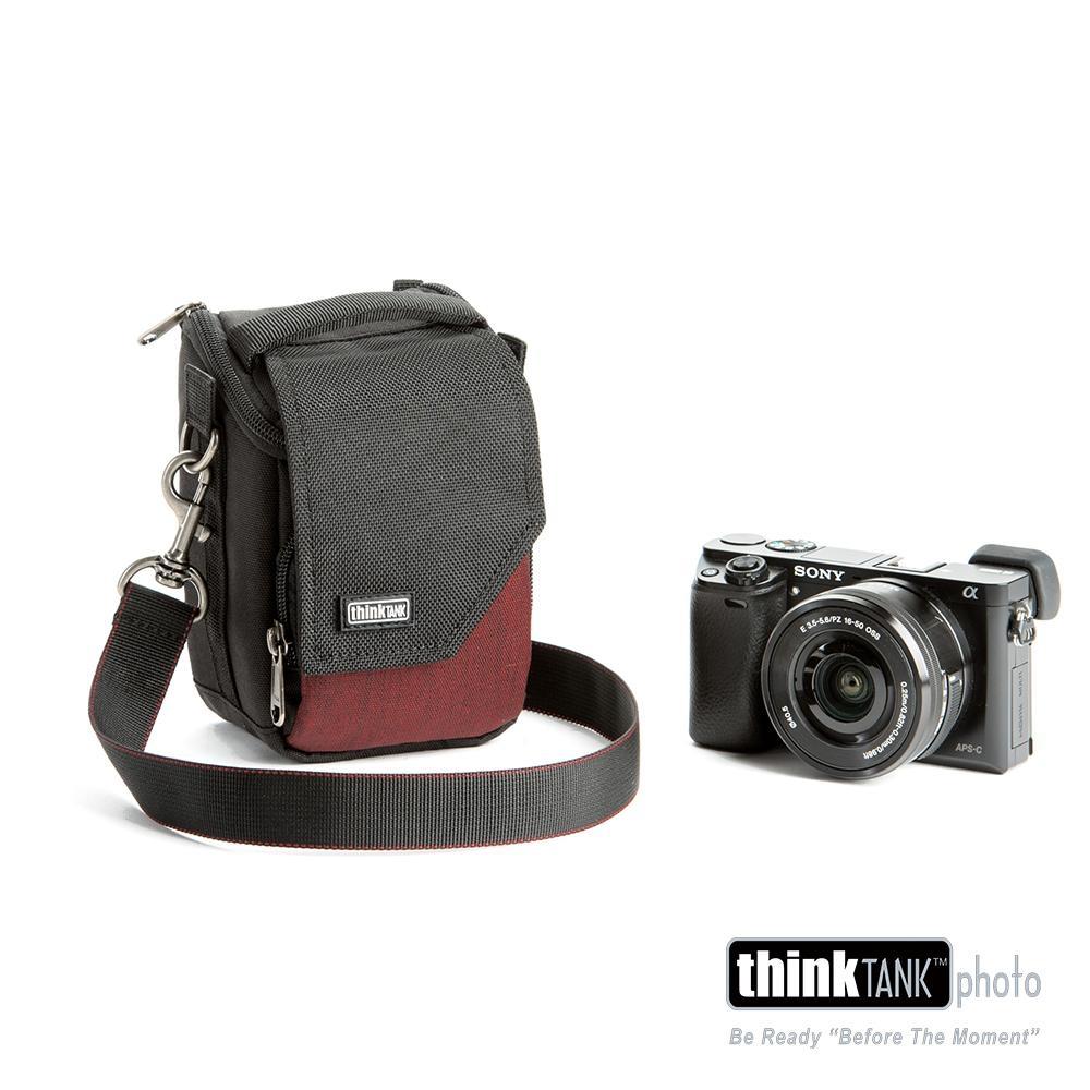ThinkTank-Mirrorless Mover 5-類單眼相機包(深紅)-MM650
