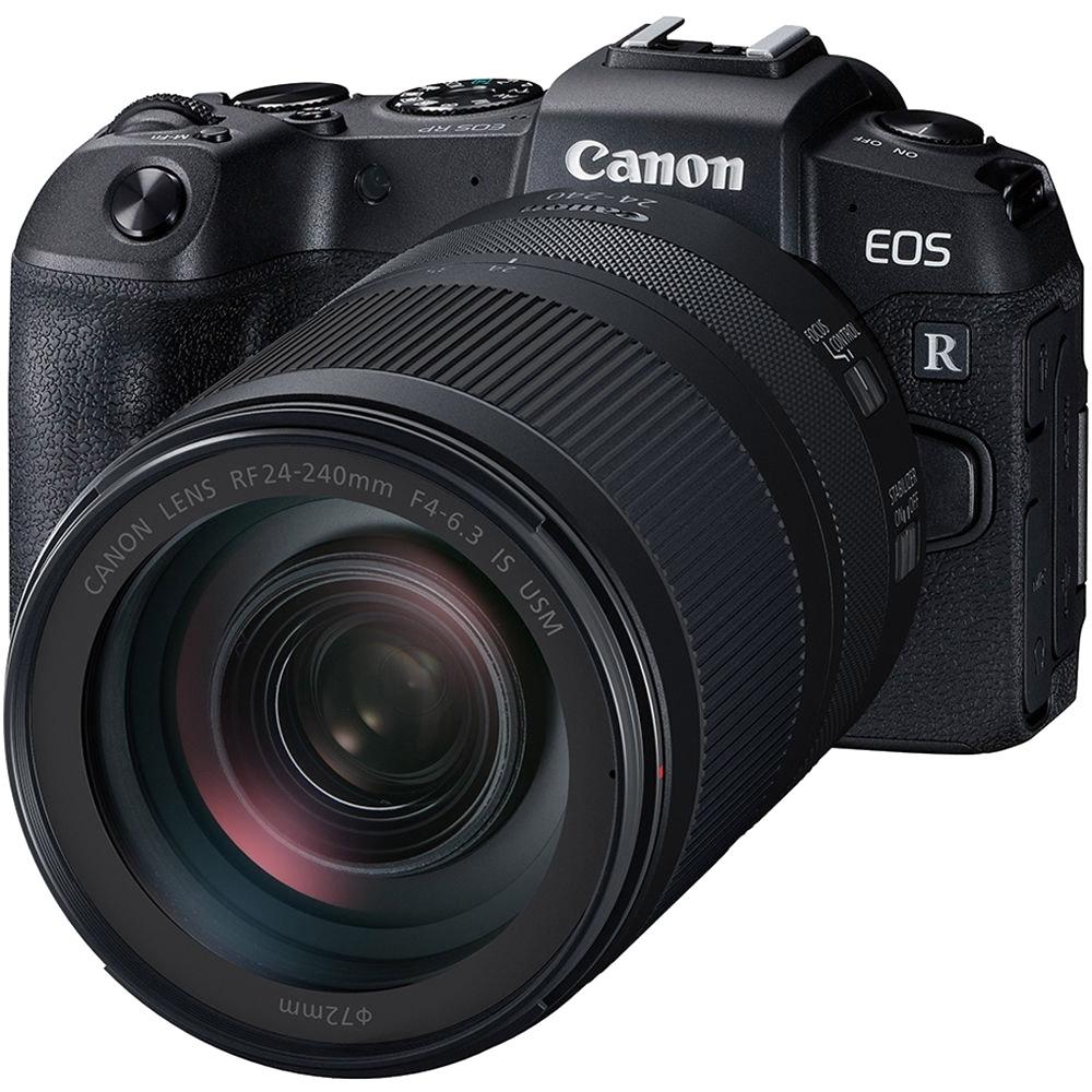 Canon EOS RP + RF 24-240mm F4-6.3 變焦鏡組(公司貨)