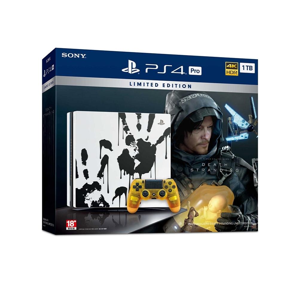 PS4 死亡擱淺 PS4 Pro 限量特仕機