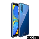 GCOMM Galaxy A7 2018 晶透軍規防摔殼 Crystal Fusion