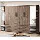 直人木業-OLIVER古橡木310公分系統衣櫃組合 product thumbnail 1