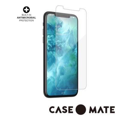 美國 Case●Mate iPhone 11 Pro Max 頂級抗菌強化玻璃螢幕保護貼