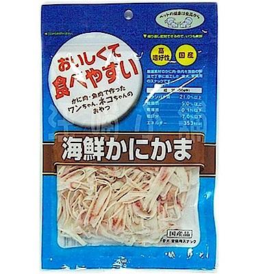 日本藍 海鮮蟹肉絲 60g
