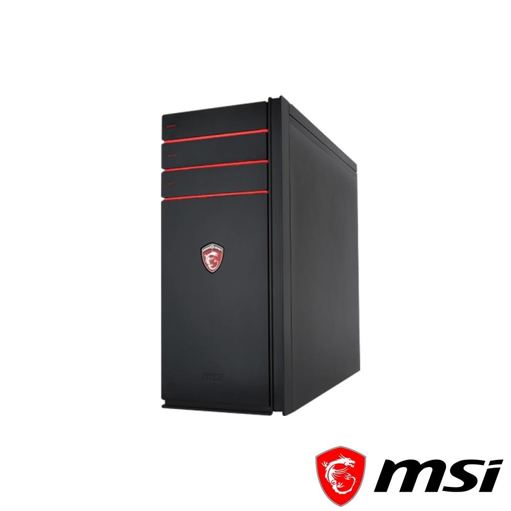 msi微星 Codex 3-268TW GTX1050電競桌機(i5-8400/16G)