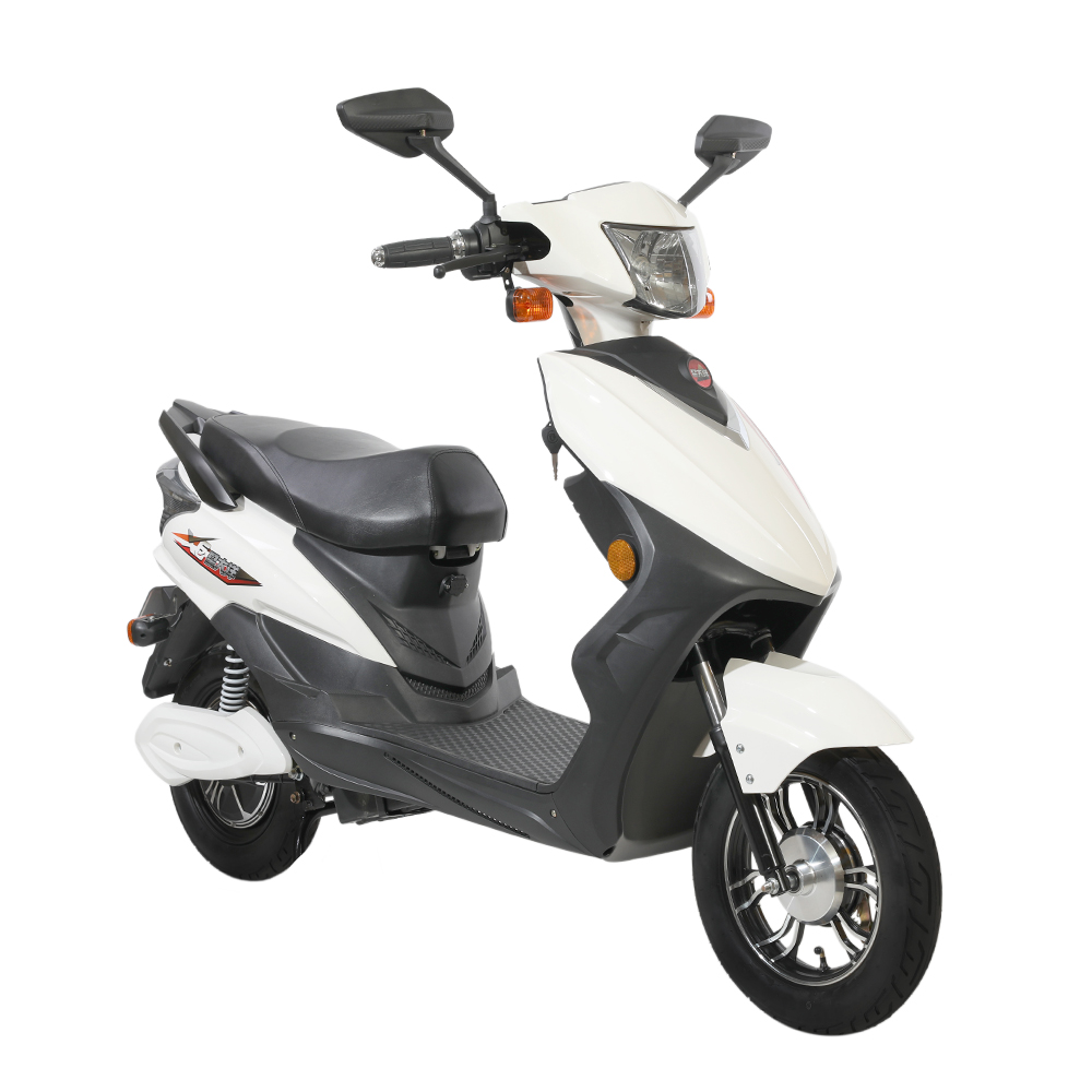 【e路通】EA-EX6 9有力 復古車身 48V鉛酸 LED燈 電動車 (電動自行車)