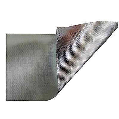 金德恩 台灣製造 日本超軔鋁箔防火壁貼 200x52cm