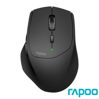 (時時樂限定)Rapoo 雷柏MT550 三模 一對三無線藍牙滑鼠