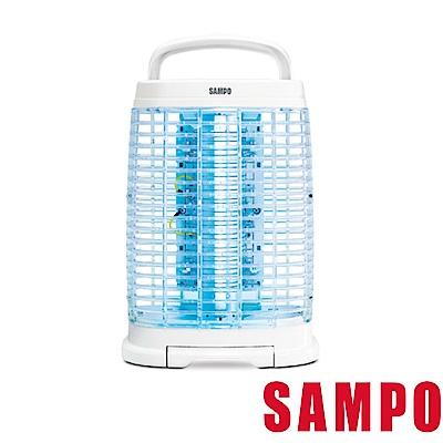 SAMPO聲寶15W奈米銀離子捕蚊燈 ML-DF15S
