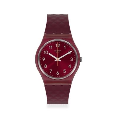 Swatch Gent 原創系列手錶 REDNEL -34mm