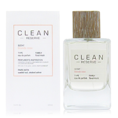 CLEAN RESERVE  Blonde Rose 金棕玫瑰淡香精 100ml