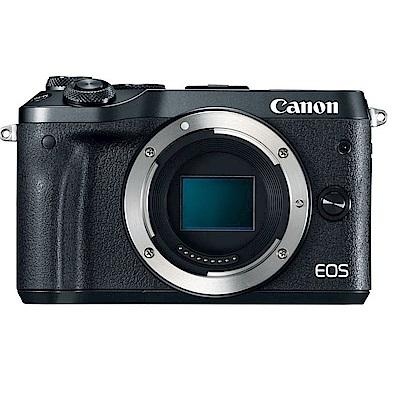 CANON EOS M6 BODY微單眼相機 單機公司貨