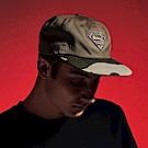 CACO-立體超人LOGO帽(兩色)-男【QDC042】
