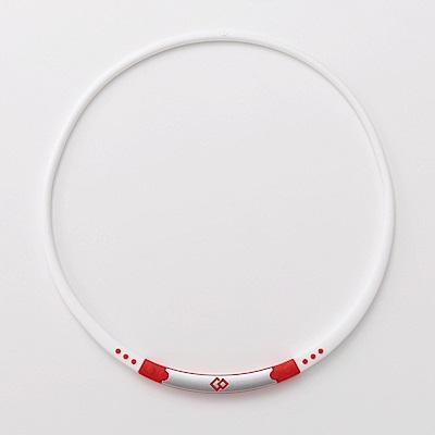 WACLENECK SPORT 磁石運動機能項圈-白紅