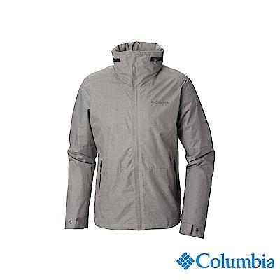 Columbia 哥倫比亞 男款-OT防水外套-灰色 UWE12850GY