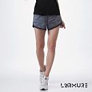 L'ARMURE 女裝 迷彩 運動 短褲