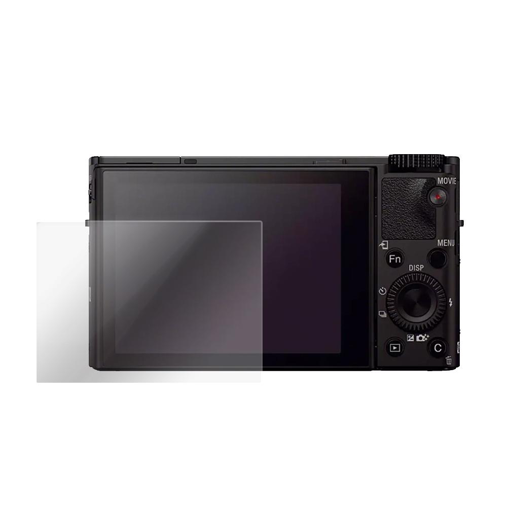 Kamera 9H 鋼化玻璃保護貼 for Sony A7 III / 相機保護貼 / 贈送高清保護貼