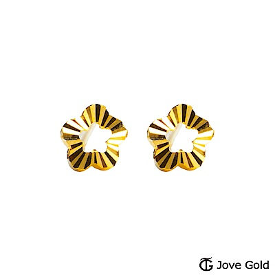 Jove gold 好日子黃金耳環