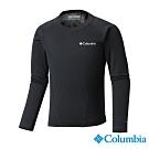 Columbia 哥倫比亞 童款- Omni-HEAT 鋁點保暖快排內著上衣-黑色