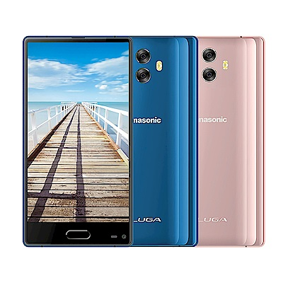 【福利品】Panasonic ELUGA C (4G/64G) 5.5吋智慧型手機
