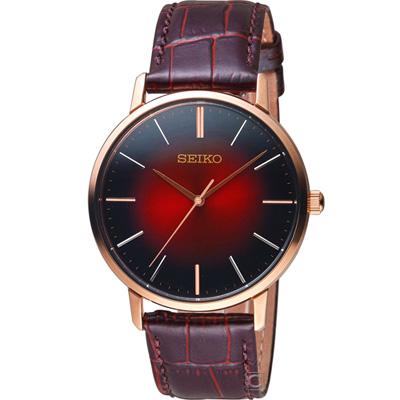 SEIKO  SPIRIT 时尚品味腕錶(SCXP130J)38mm