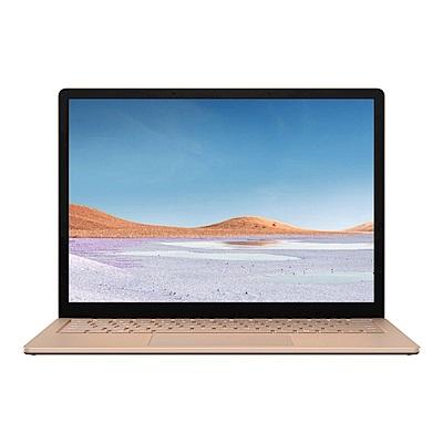 微軟 Surface Laptop 3 13吋筆電(i7-1065G7/Graphics/16G/256G SSD/砂岩金)