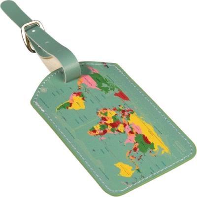 《Rex LONDON》行李掛牌(地圖)