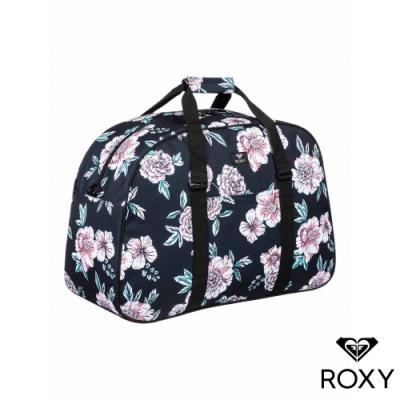 【ROXY】 FEEL HAPPY BIG 大旅行袋  黑