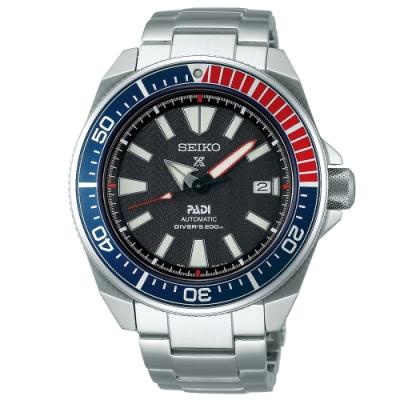SEIKO 精工 PROSPEX PADI 聯名潛水機械錶 SRPB99J1