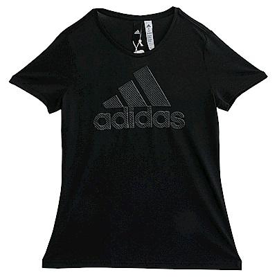Adidas ID BOS W-短袖上衣-女