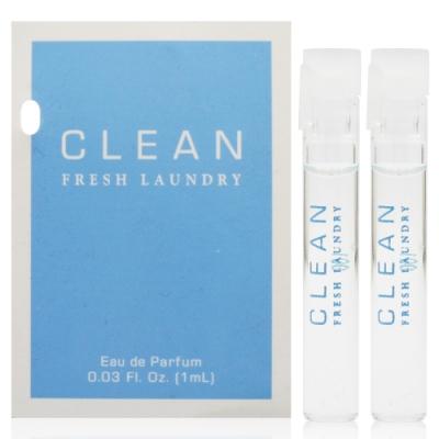 CLEAN FRESH LAUNDRY  輕新洗衣間女性淡香精針管 1ml * 2入