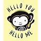 Hello You, Hello Me 說你好可愛布書 product thumbnail 1