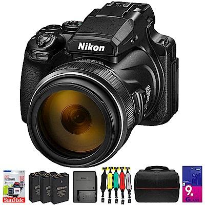 Nikon Coolpix P1000 125倍望遠旗艦數位相機 (公司貨)