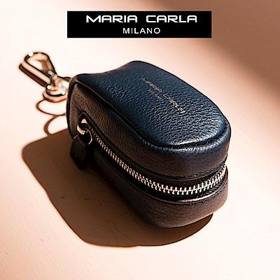 MARIA CARLA 大開口鑰匙包 小生活系列(狂熱藍 )