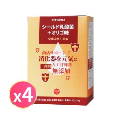 健康食妍 高機能速暢益生菌 30包入*4盒