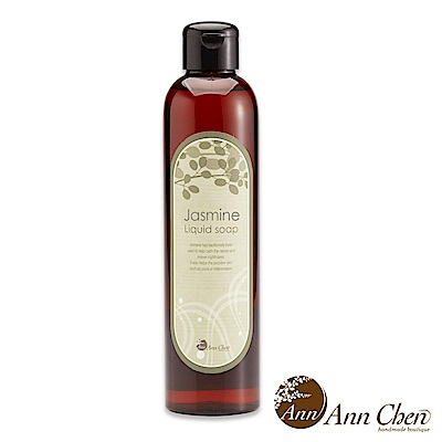 陳怡安手工皂-茉莉沐浴液態皂 250ml