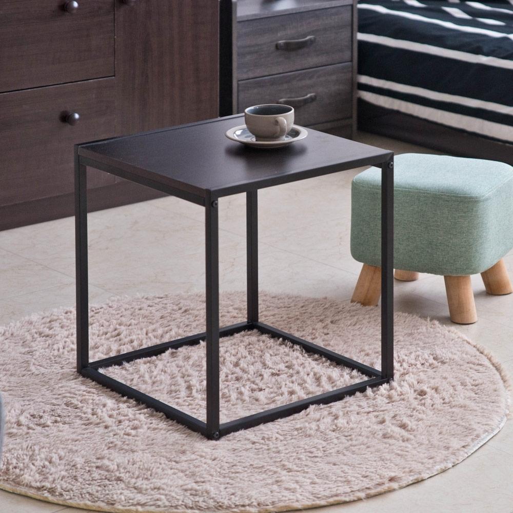 TZUMii工業風簡約便利矮桌40*40*42cm