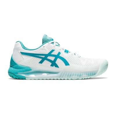ASICS GEL-RESOLUTION 8 網球鞋  女 1042A072-106
