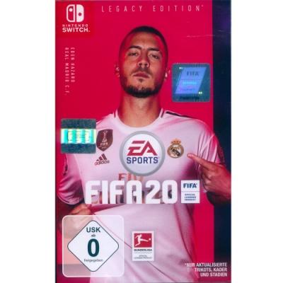 國際足盟大賽 20 傳奇版 FIFA 20  LEGACY EDITION - NS Switch 英文歐版