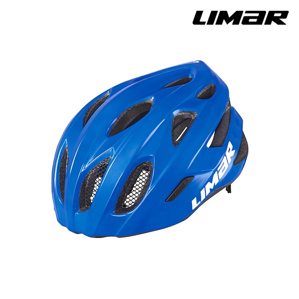 LIMAR 自行車用防護頭盔 555 / 藍