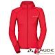 【德國 VAUDE】女款抗風內層刷毛保暖連帽彈性休閒外套VA-05703紅 product thumbnail 1